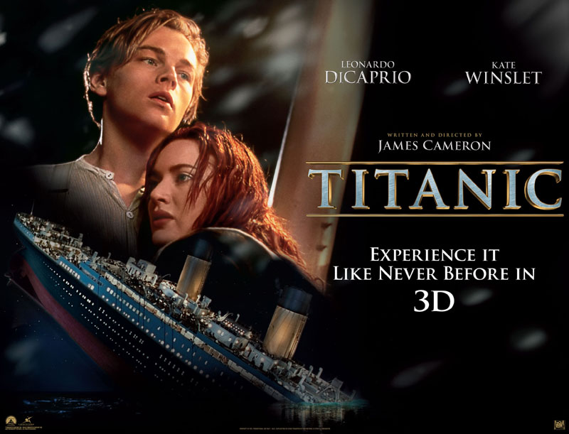 ChickFlicking – Titanic 3D Review (Nadia Sandhu