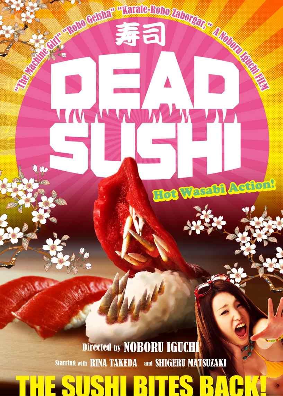 Fantasia 2012 – Dead Sushi Review (Matt Hodgson