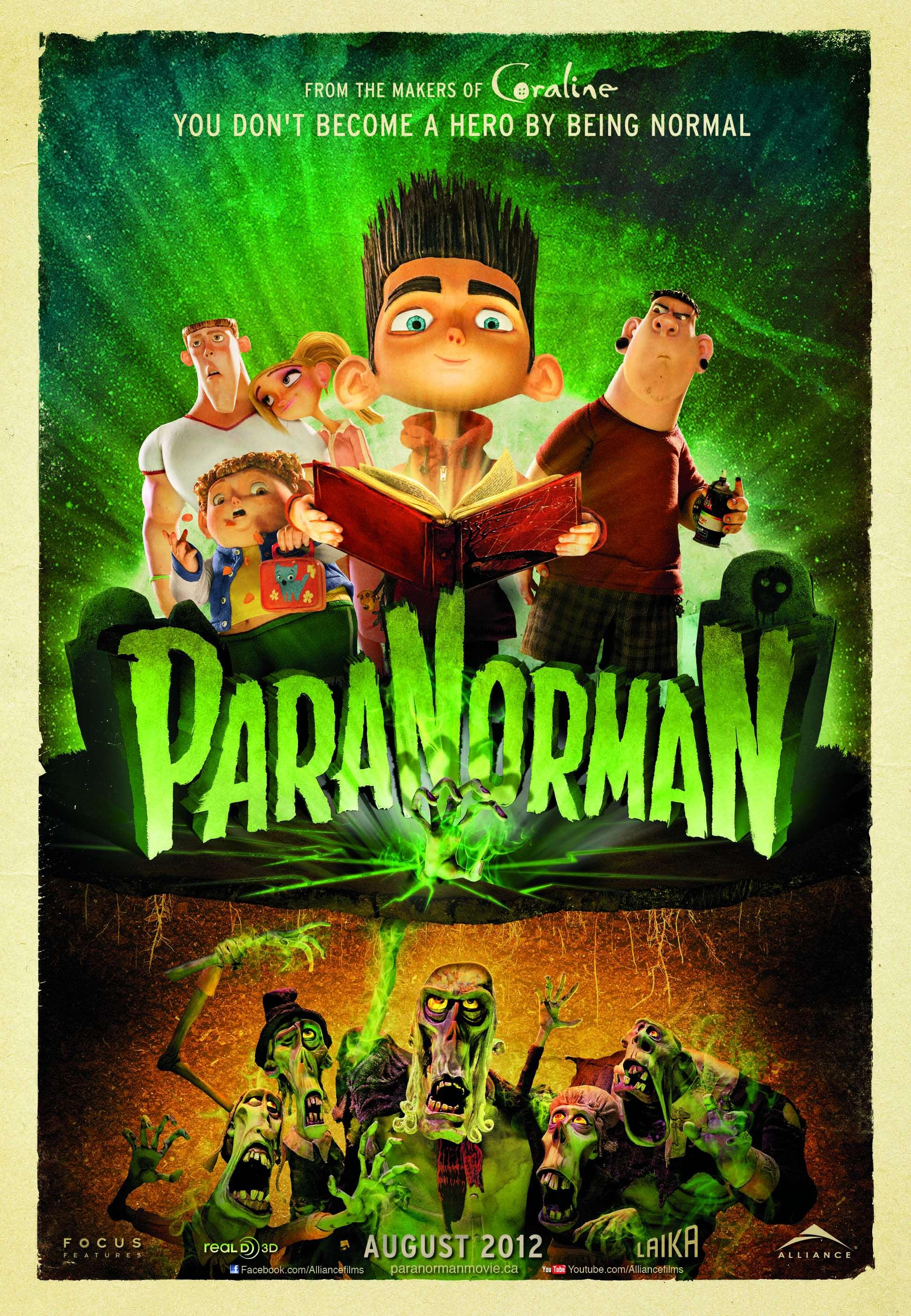 პარანორმან / ParaNorman (2012)