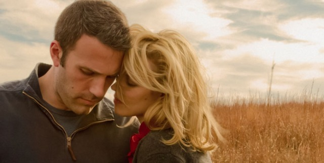 Ben Affleck and Rachel McAdams