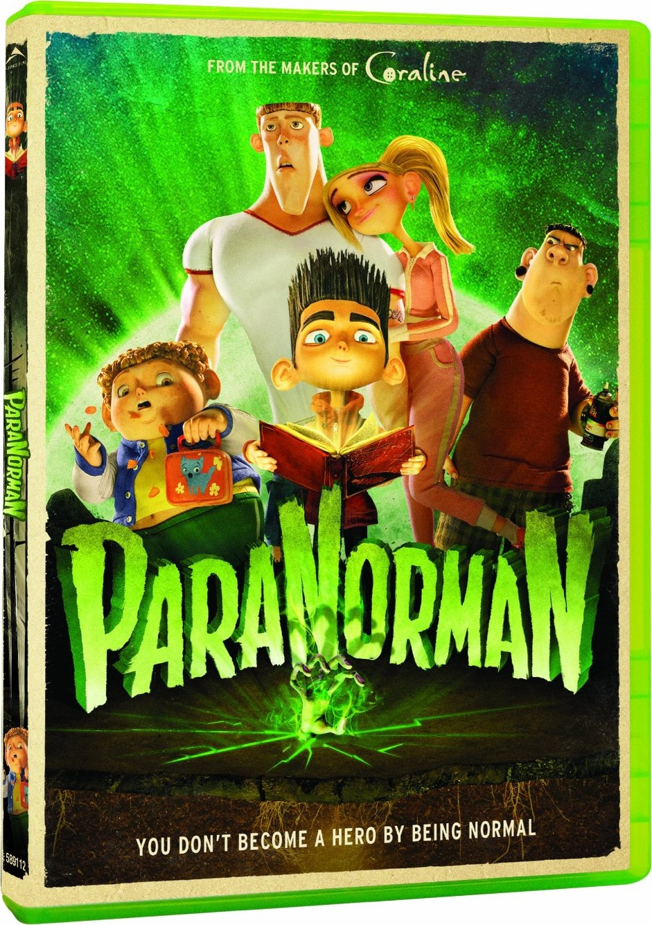 ParaNorman DVD Review ...
