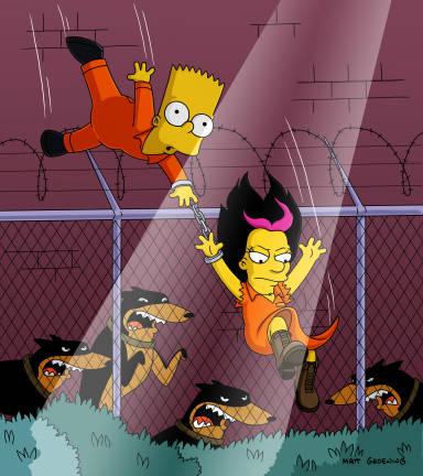 Simpson Wandering Juvie