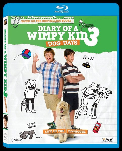 Peyton List on Diary of a Wimpy Kid Diary of a Wimpy Kid Dog Days