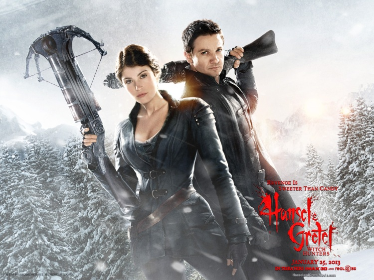 Hansel and Gretel Witch Hunters banner