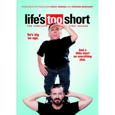 Life's Too Short DVD Cover