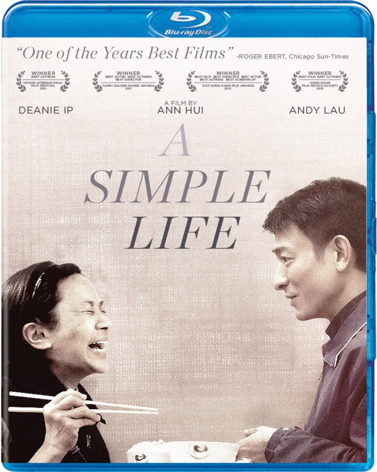 A Simple Life Blu-Ray