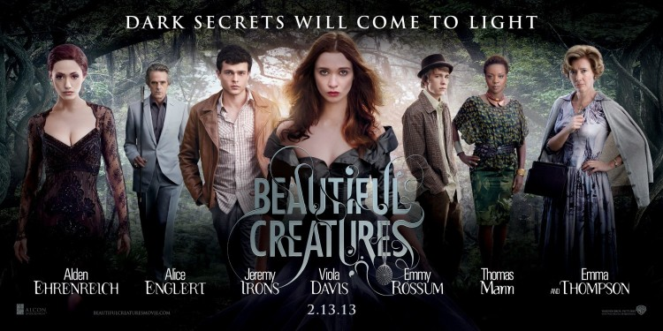 Beautiful Creatures Banner