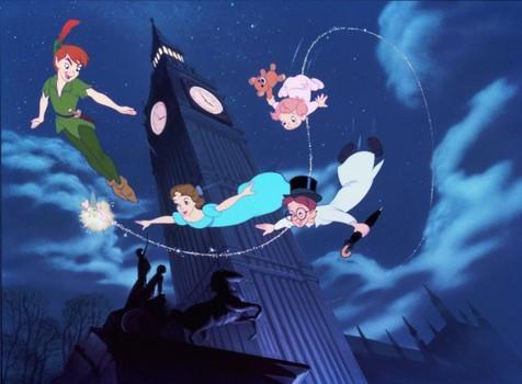 Peter Pan Diamond Collection Blu Ray Review Kirk Haviland