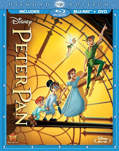 Peter Pan 60th Anniversary Diamond Edition