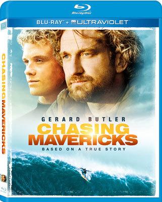 Chasing Mavericks Blu-ray