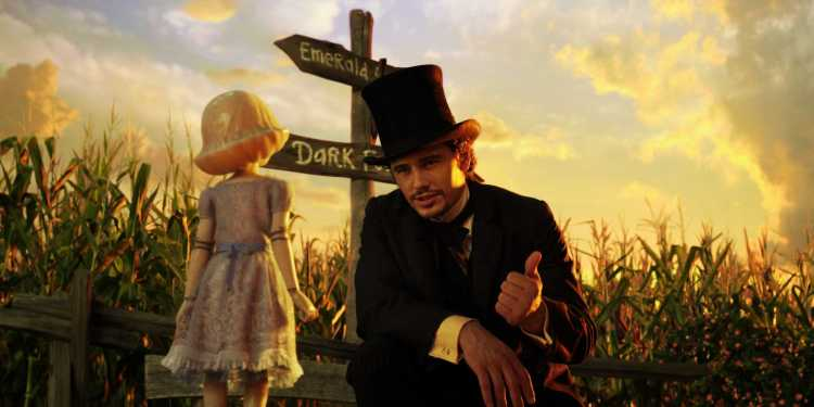 Oz the Great and Powerful 2