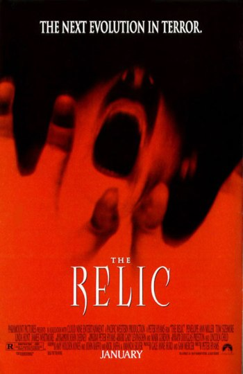 The Relic Poster